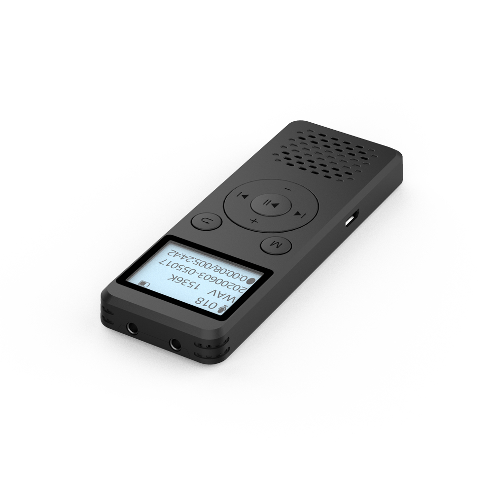 product-DVR-818 Portable Voice Recorder-Hnsat-img-1