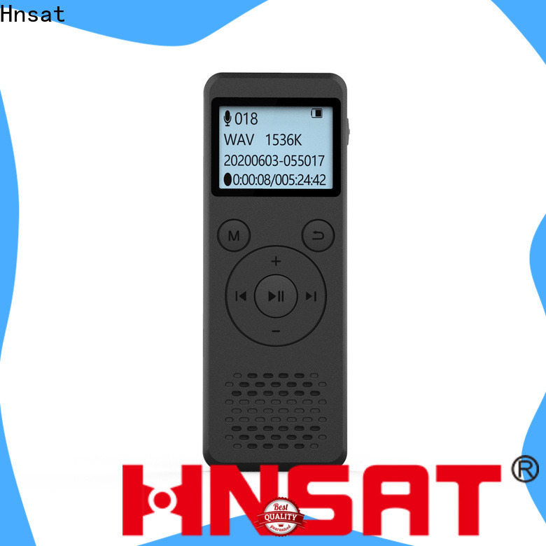 Hnsat voice recorder price Suppliers for voice recording