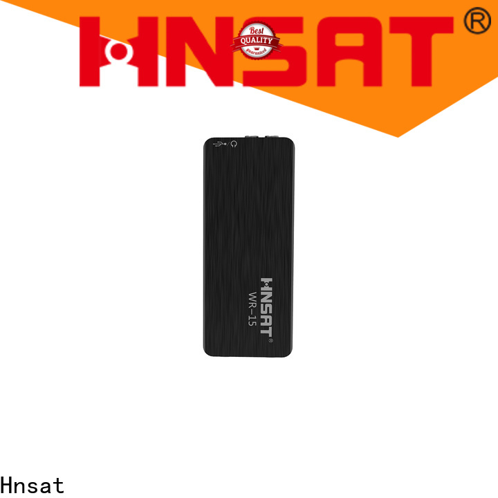 Hnsat Top tiny spy recorder manufacturers for taking notes