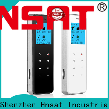 Hnsat video voice recorder manufacturers For recording video