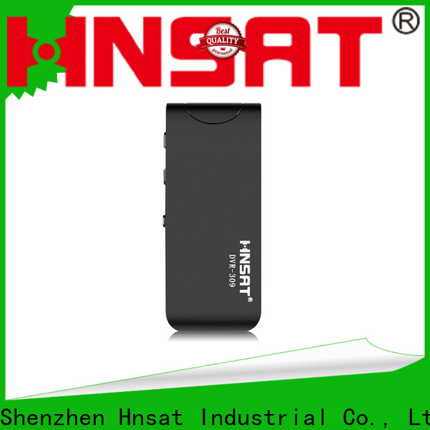 Hnsat audio voice recorder manufacturers for record