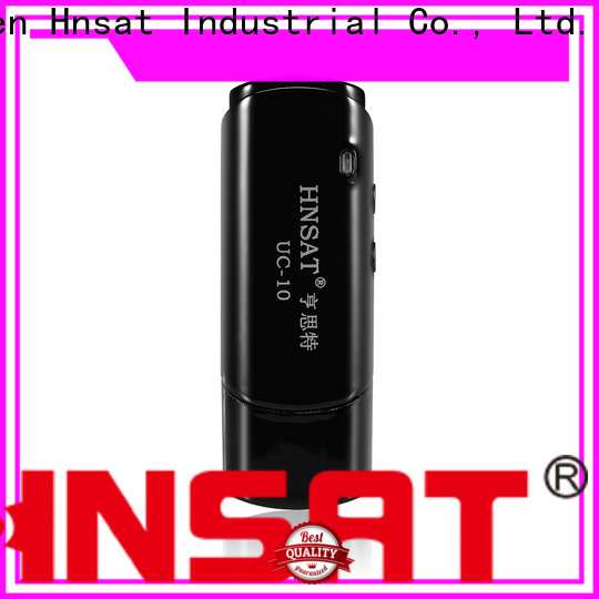 Hnsat mini spy video camera for business for spying on people or your valuable properties