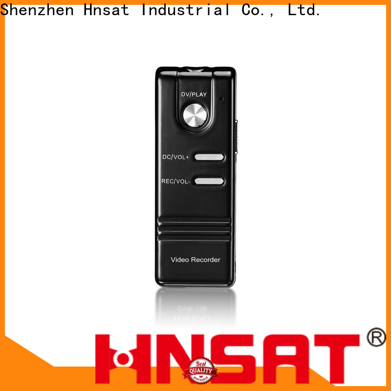 Hnsat New spy camera recorder company for protect loved ones or assets