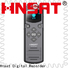 Hnsat Custom digital voice recorder machine Supply for voice recording