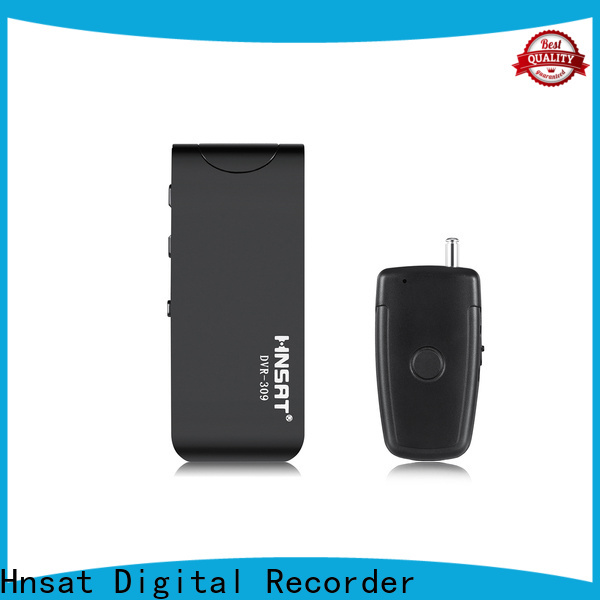 Hnsat Custom best voice recorder device Suppliers for taking notes