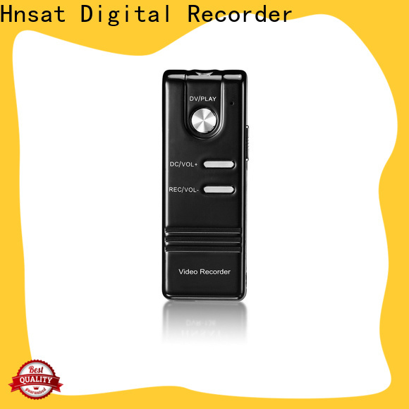 Hnsat pocket spy camera Supply for spying on people or your valuable properties