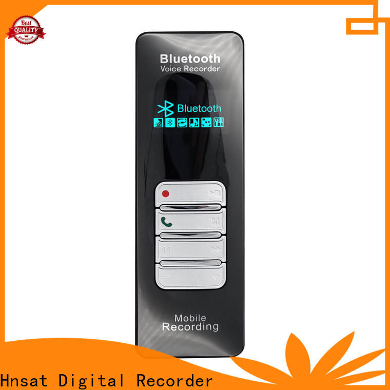 Wholesale best portable voice recorder manufacturers for record