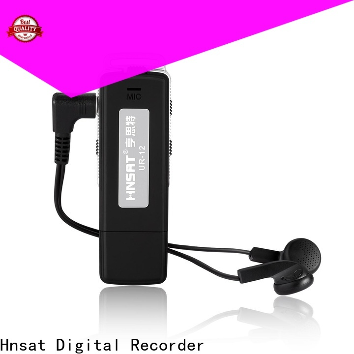 Hnsat small voice recording devices Suppliers for record