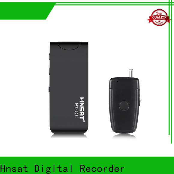 Hnsat Best quality voice recorder factory for record