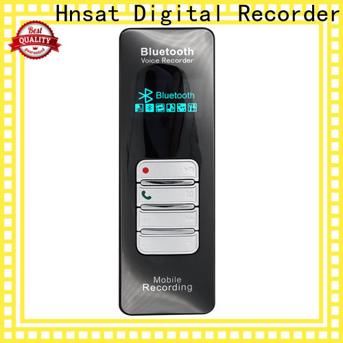Hnsat best portable voice recorder factory for voice recording