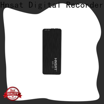 Custom mini spy recorder Supply for voice recording