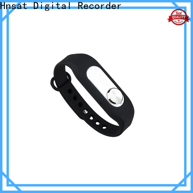 Hnsat High-quality digital voice recorder mp3 Supply for record