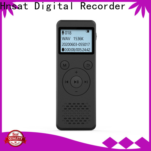 Hnsat digital recorder Suppliers for voice recording
