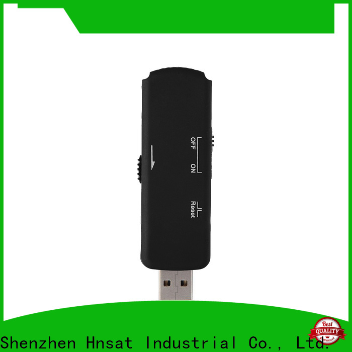 Hnsat Custom pocket voice recorder for business for voice recording