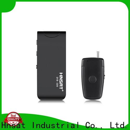 Hnsat wearable audio recorder for business for record