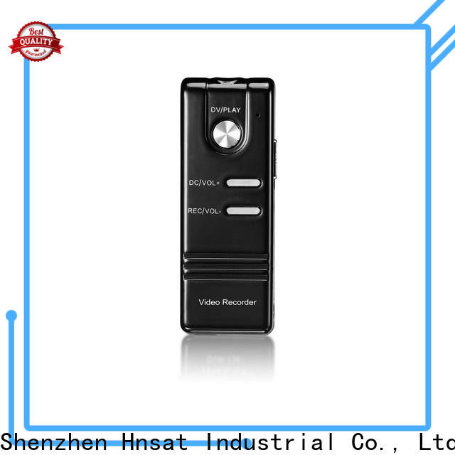 Hnsat voice recorder for video factory for protect loved ones or assets