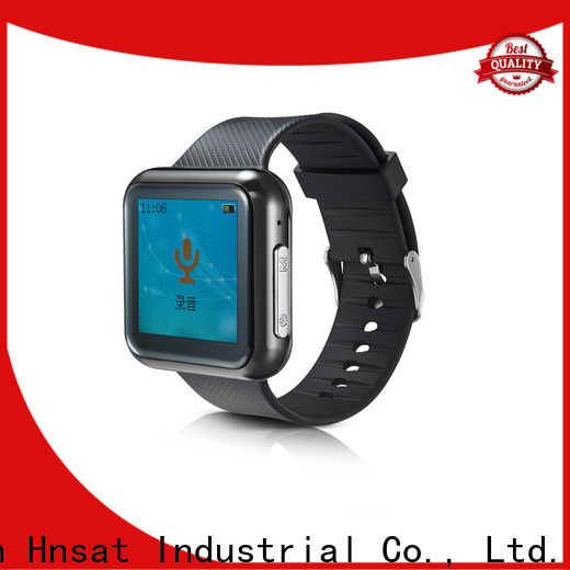 Hnsat Best wearable audio recording devices manufacturers for voice recording