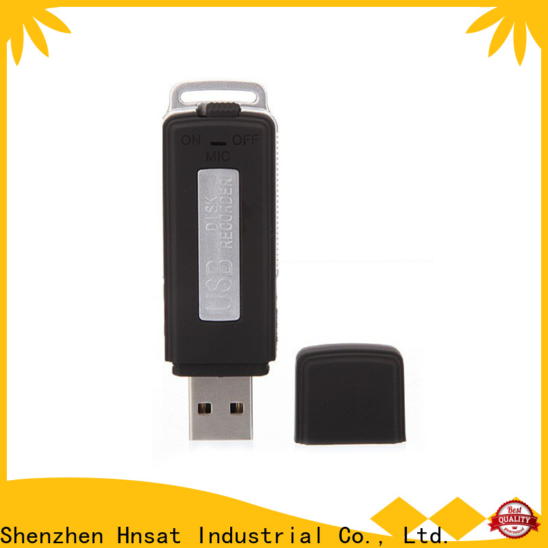 Hnsat secret micro voice recorder Supply for voice recording