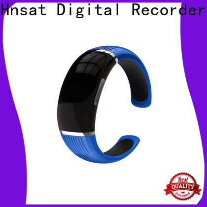 Hnsat voice activated recorder Supply for record
