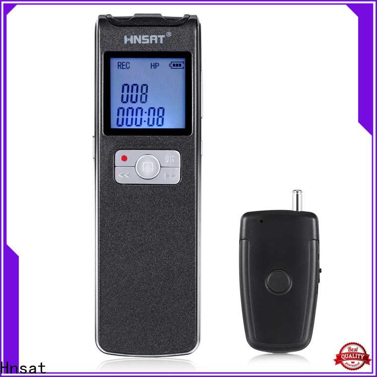 Hnsat digital audio recorder mp3 Supply for record