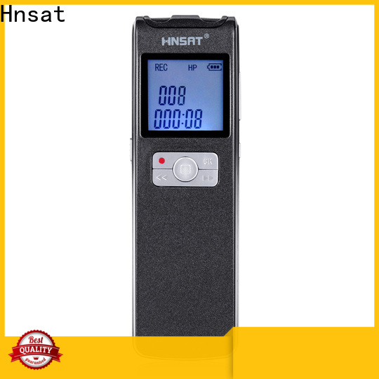 Hnsat Top digital voice audio recorder for business for taking notes