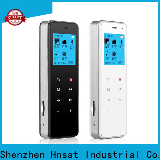 Hnsat mini hidden spy camera factory for spying on people or your valuable properties