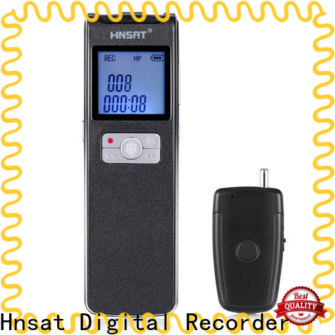 Latest high quality voice recorder manufacturers for voice recording