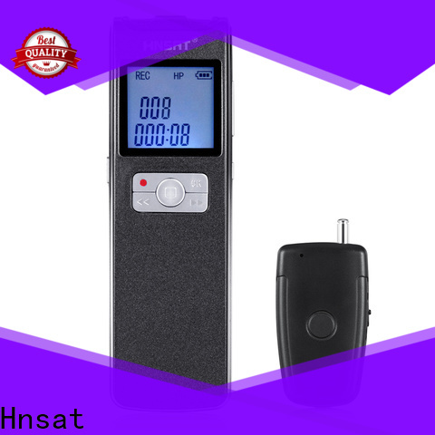 Hnsat voice recorder price Supply for voice recording