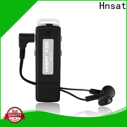 Hnsat Custom best small digital voice recorder Suppliers for taking notes