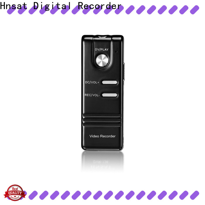 Hnsat Top small video recorder spy manufacturers For recording video and sound
