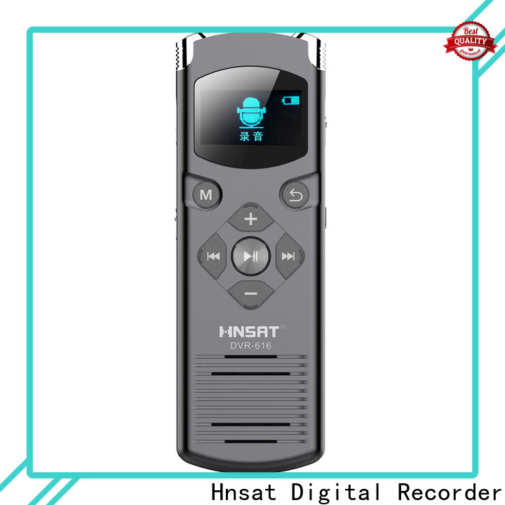 Hnsat Custom small recorder for voice factory for record