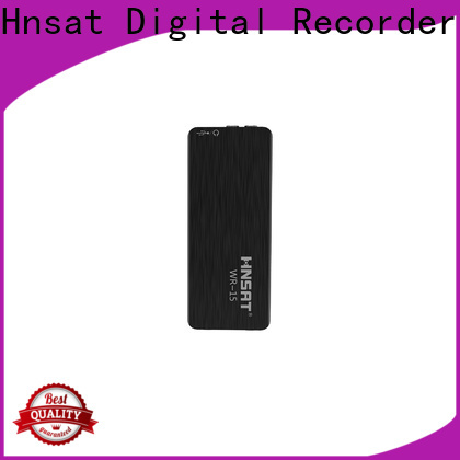 Hnsat Best small secret voice recorder Supply for voice recording