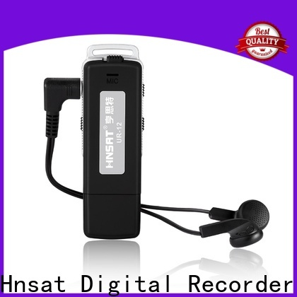Hnsat Latest spy hidden recorder manufacturers for voice recording