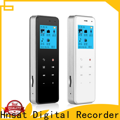 Best voice recorder for video factory For recording video