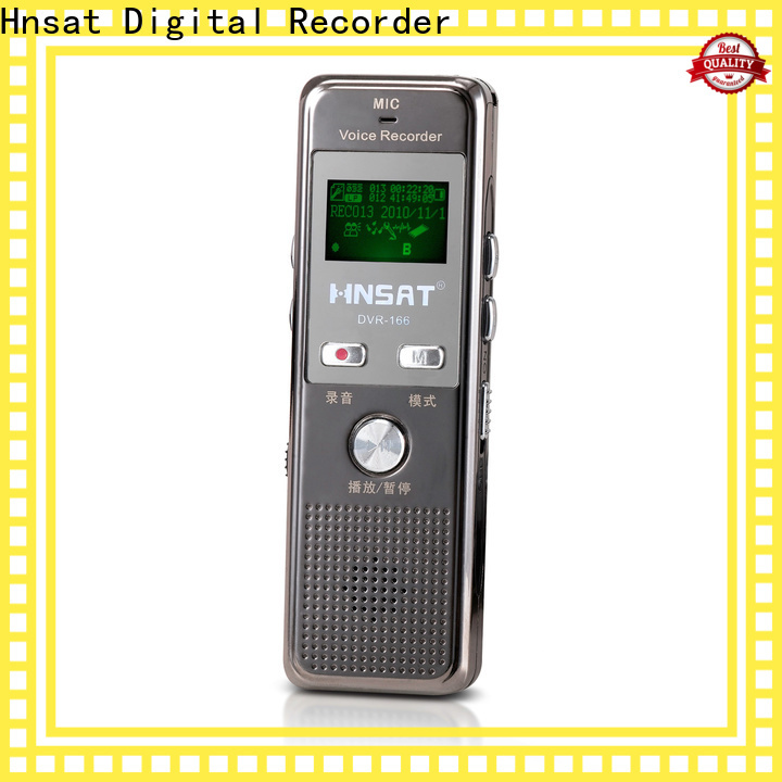 Latest portable voice recorder device company for voice recording
