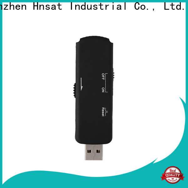 Hnsat High-quality spy voice recorder device Supply for record