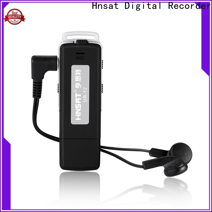 Hnsat spy recording devices company for record