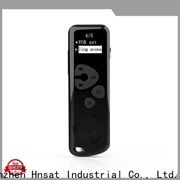 Hnsat High-quality best digital recorder manufacturers for taking notes