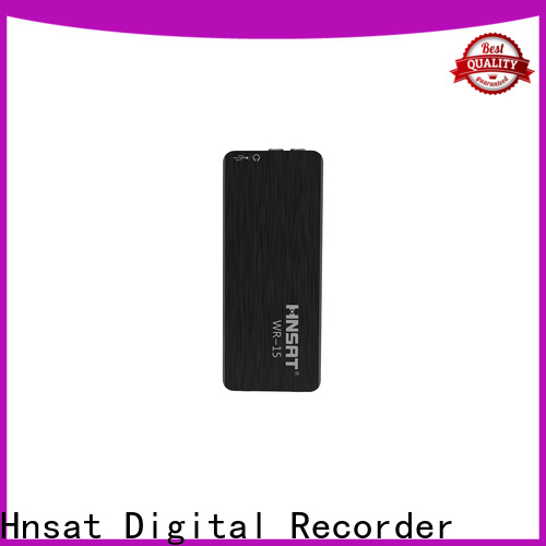 Hnsat mini digital recorder for business for voice recording