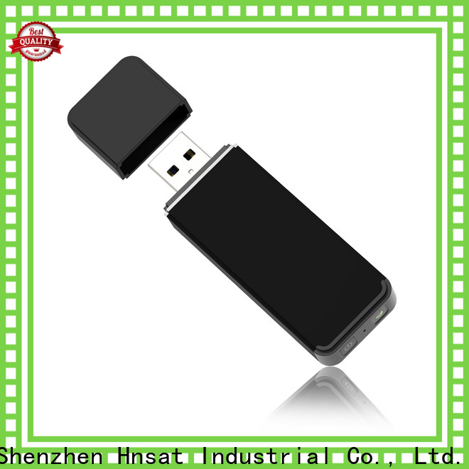 Hnsat small spy camera recorder manufacturers for spying on people or your valuable properties
