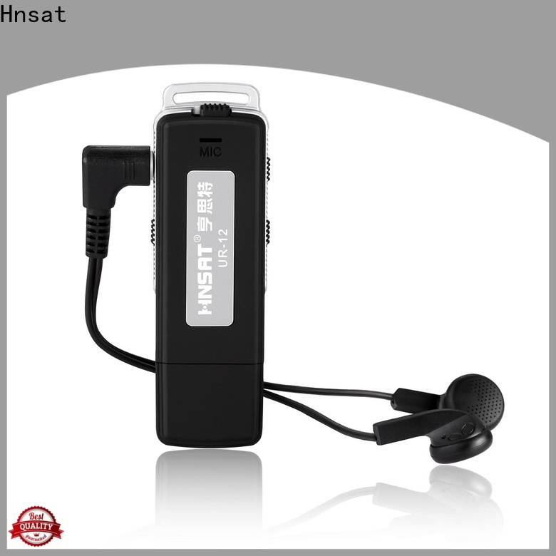 Wholesale miniature voice recorder Supply for record