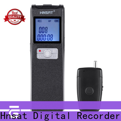 Hnsat Wholesale voice recorder price company for taking notes