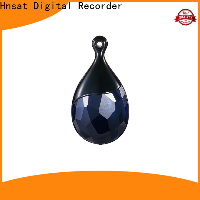 Hnsat Custom small spy audio recorder manufacturers for voice recording