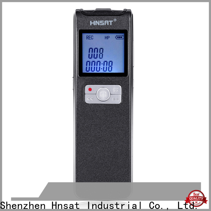 Hnsat Top digital audio recorder mp3 manufacturers for taking notes