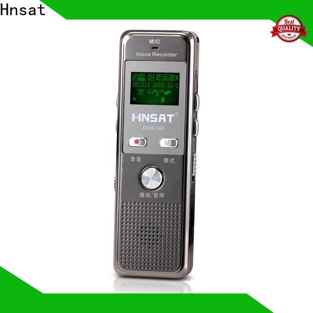 Hnsat best price voice recorder Suppliers for voice recording
