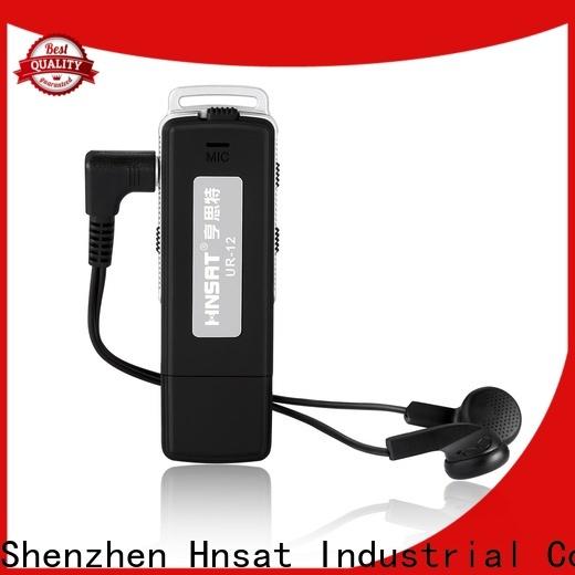 best covert audio recorder & spy recording devices