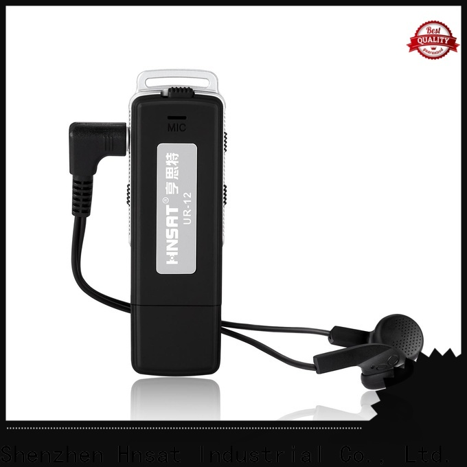 Wholesale miniature voice recorder manufacturers for taking notes