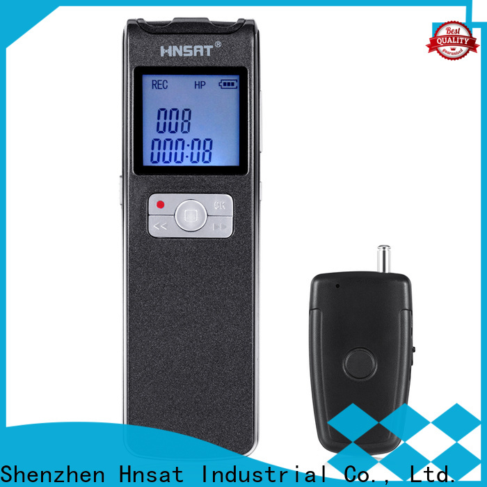 Hnsat digital recorder professional Suppliers for taking notes