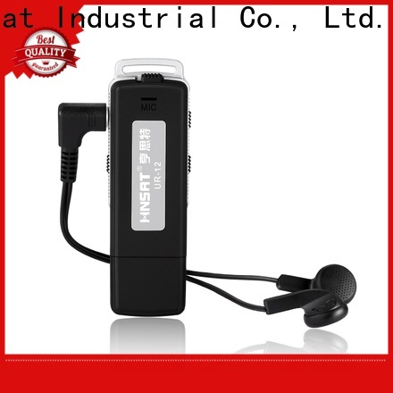 Hnsat Best mini pocket voice recorder for business for taking notes