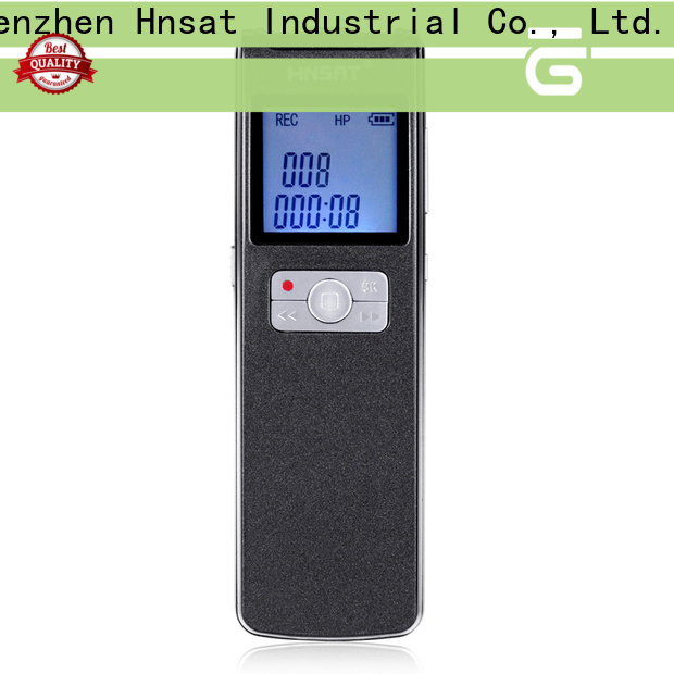 Hnsat best price voice recorder for business for taking notes
